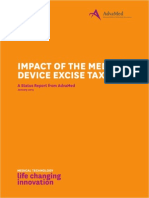 Impact of the Medical Device Excise Tax