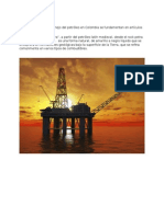 Leyes Petroleo Colombia
