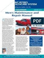 Men's Maintenance & Repair Manual