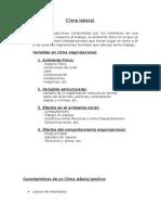 Clima Laboral y Comunicación