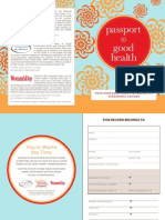 025 Passport Good Health