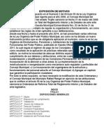 REFORMA TOTAL DEL REGLAMENTO INTERIOR Y DE DEBATES DEL MUNICIPIO RAFAEL RANGEL.docx