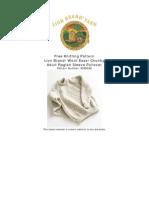 Classic Raglan Sweater Pattern by Lion Brand 80682AD