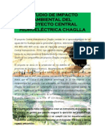 Estudio de Impacto Ambiental de la Hidroelectrica de Chaglla