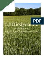 Agriculture Bio Dy Nami Que