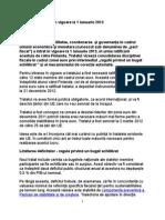 Despre Pactul Fiscal 2012