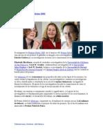 Premio Nobel de Medicina y Fisica 2009