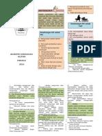 Leaflet Penyuluhan Asi