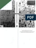 Historia de La Educación Pública en México (1876-1976)