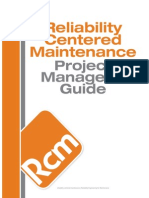 RCM Project Managers Guide 2014