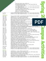 1-28-15 Spring 2015 Progams