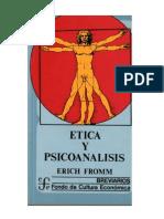 Etica Humanista Fromm