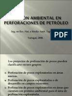 7904099 GESTION AMBIENTAL en Perforaciones de Petroleo