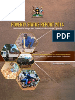 Uganda Poverty Status Report 2014