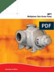 Flowserve Multiphase Pumps