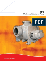 Flowserve Multiphase Pumps