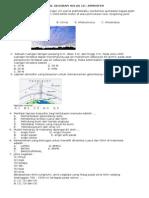 Soal Geografi Kelas 10 Atmosfer