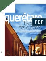 Querétaro, historia de dos ciudades