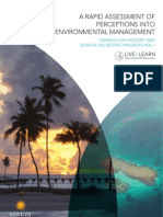 A RApid Assessment of PeRceptions Into EnviRonmentAl