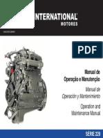 Manual de Operação e Manutenção 229