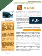 Ficha Tecnica SADD NET