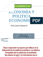 Cap 1. Economia y Politica Eonómica