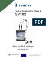Guía Fácil Dosímetro-sonómetro Tipo 2 SVANTEK SV102 (1)