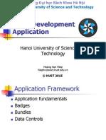 HiepHV STP Tizen Chap 3 Application Framework