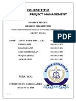 Group Delta Hashoo Foundation Pm Final Report (1)