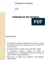 Variables de Estado