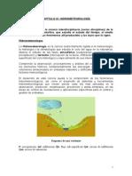 Capitulo III Hidrometeorologia