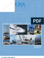 Blue Sea Systems Catalog 2009-Complete