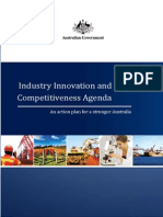 Industry Innovation Competitiveness Agenda