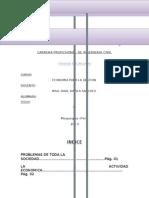 Caratula - Indice