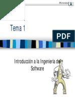 11Introducción a La Ingeniería Del Software