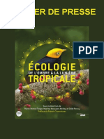 Ecologie tropicale