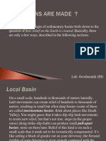 2-How Basins Are Made