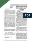 Decreto Supremo N 226 2012 EF