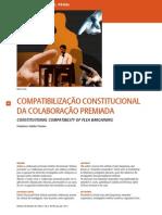 Compatibilização Constitucional da Colaboração Premiada
