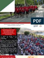 URAA Sponsorship Package Website