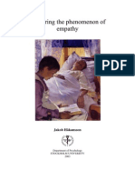 Håkansson, Jakob - (2003) Exploring the Phenomenon of Empathy