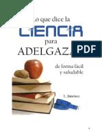A5-Lo Que Dice La Ciencia Para Adelgazar-PDF