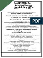 29 septembrie Ziua Internaţională a Dreptul ui de a şti.doc