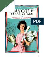 BR Schreiber Isabelle Georges Mayotte 01 Mayotte et son village.doc