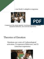 ii  theories of emotion