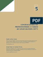 Artigo _ Musica Popular Crista Brasileira - Gladir
