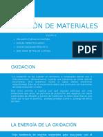 Oxidación de materiales.pptx