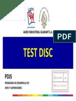2015 - 02.Test DISC
