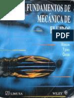 144311079 Fundamentos de Mecanica de Fluidos Munson PDF