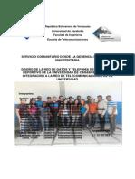 Proyecto de Servicio Comunitario Final